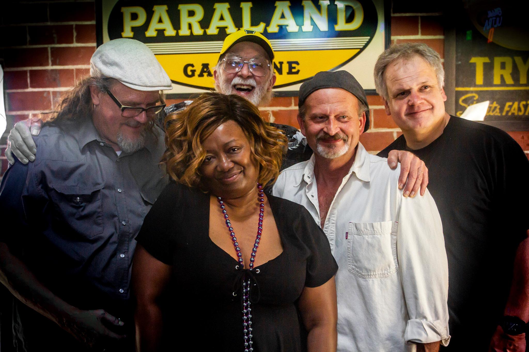 Swampboy Blues Band at The B Bar